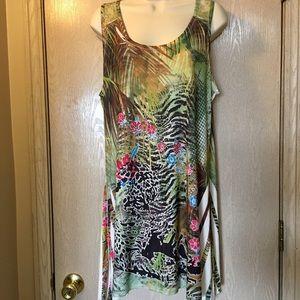 Dresses & Skirts - Gorgeous Summer ☀️Dress w/Details - Sz 2